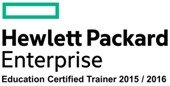 HP certified trainer 2016