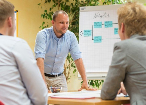 Projektmanagement-Beratung